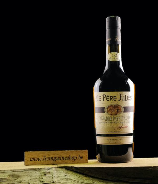 Calvados Pere Jules 10