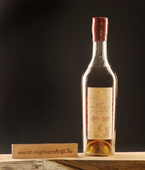 Cognac-Maxime-Trijol-150-aniv-LE-350ml-fles