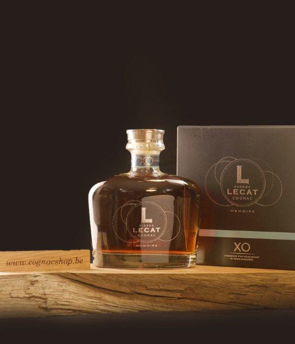 Cognac-Pierre-Lecat-XO-700ml-caraf-box