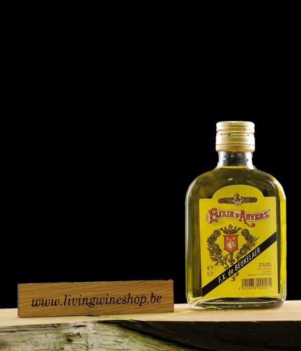 Likeur Elexir D Anvers 20cl