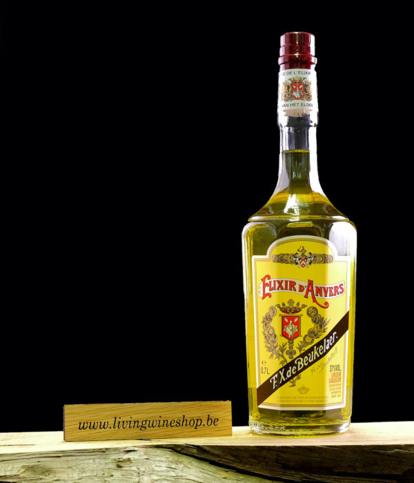 Likeur elexir d Anvers 70cl
