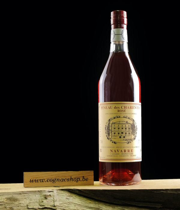 Pineau Navarre rosé rood