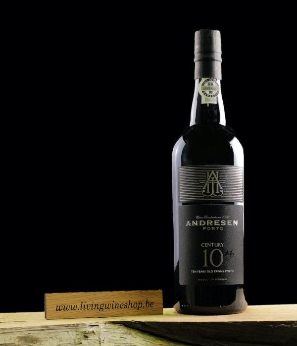 Porto-Andresen-Century-10-tawny-red-rood-fles
