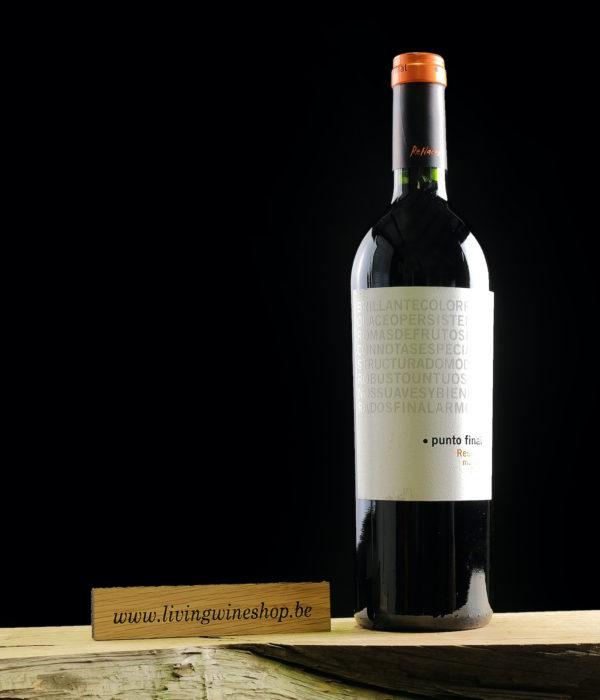 Wijn-Punto-Final-Malbec-Reserva-Argentinie-fles