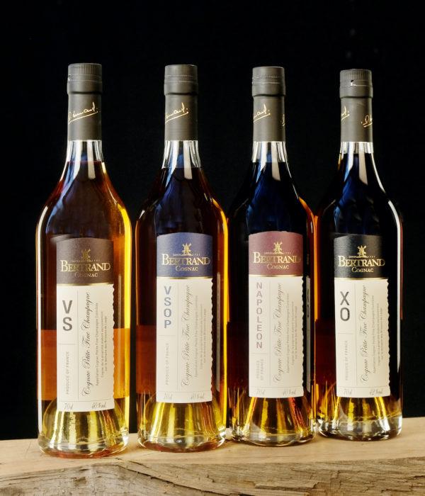 Cognac-Bertrand-assortiment-flessen