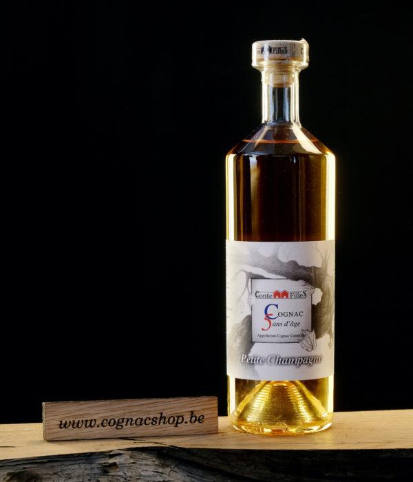 Cognac-Les-Conte-Filles-5-ans-jaar-fles