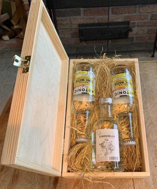Moederdag gin tonic mini