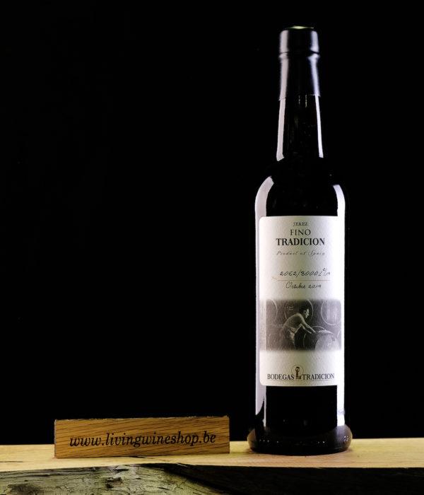 Sherry-bodegas-Tradicion-fino-fles